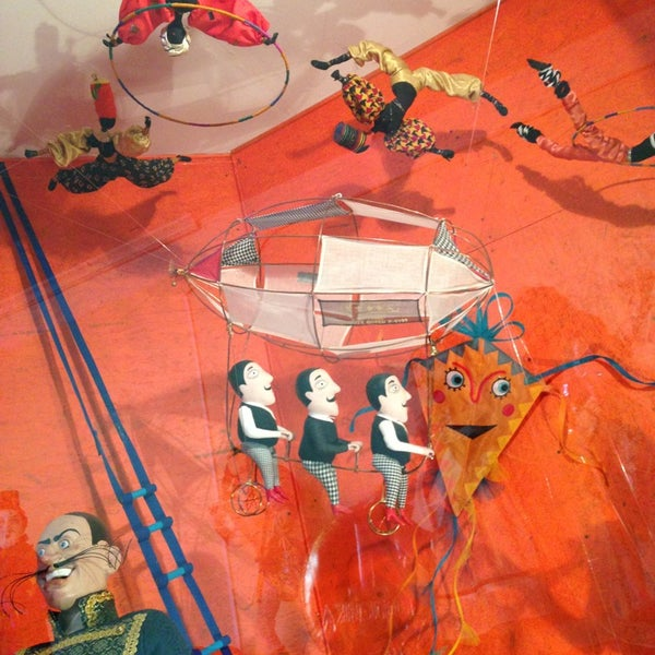 Снимок сделан в Музей кукол пользователем Maria N. 5/1/2013