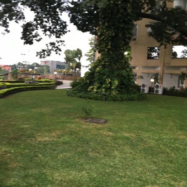 Photo taken at Hotel Copantl by Jorge L. on 10/30/2016