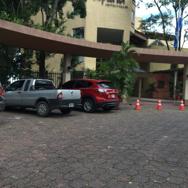 Photo taken at Hotel Copantl by Jorge L. on 10/23/2016