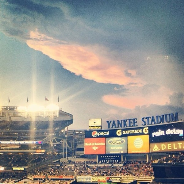 Photo taken at Yankee Stadium by Dominick-Daniel B. on 7/9/2013