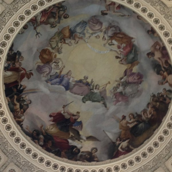 Photo taken at United States Capitol by Fa H. on 3/16/2013