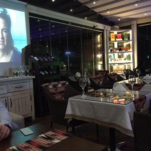 Снимок сделан в Museum Inn Boutique Hotel & Restaurant пользователем İskender Ç. 1/14/2017
