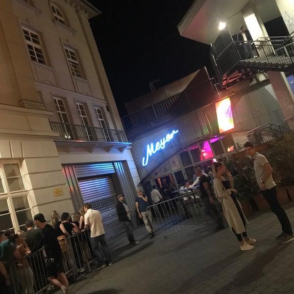 Photo prise au Musikclub MEYER par Alexander v. le6/30/2018