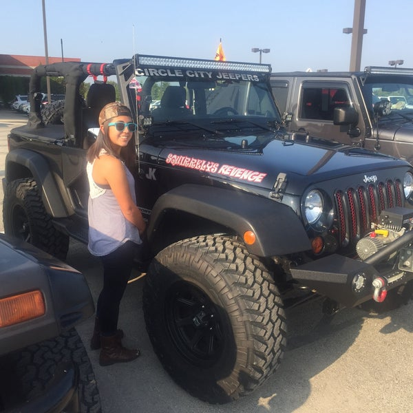 High Quality Photo Taken At Tom Ou0026#39;Brien Chrysler Jeep By Kate @. On