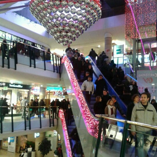 Photo taken at City 2 Shopping Mall by Eric M. on 12/1/2012