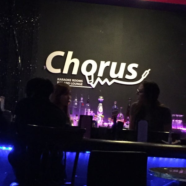 Photo taken at Chorus Karaoke and Cafe by Deborah C. on 2/7/2016