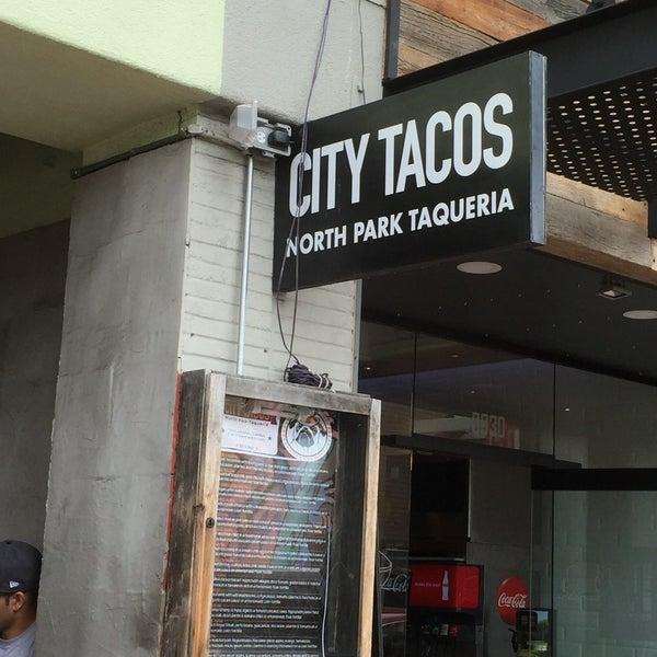 Photo taken at City Tacos by Deborah C. on 9/13/2016