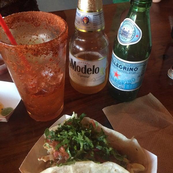Photo taken at City Tacos by Deborah C. on 4/22/2016