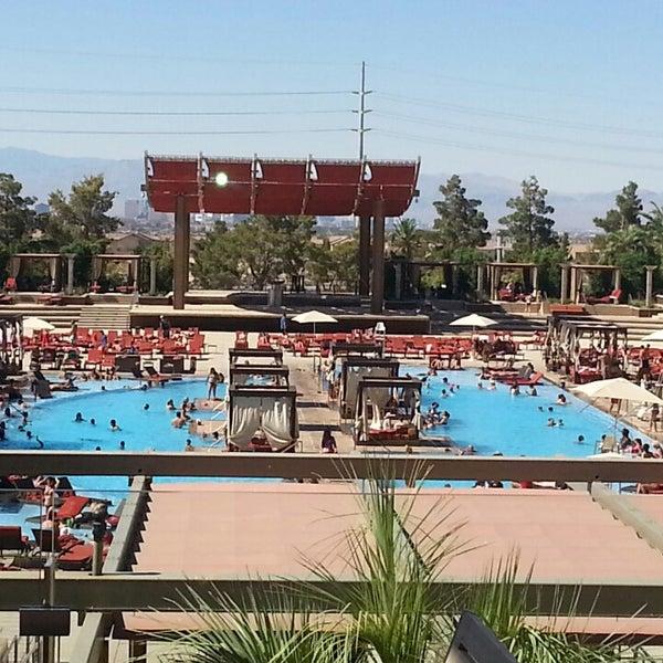 Photo taken at M Resort Spa Casino by Emily N. on 6/16/2013