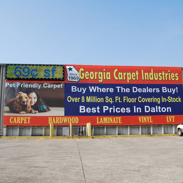 Georgia Carpet Industries Dalton