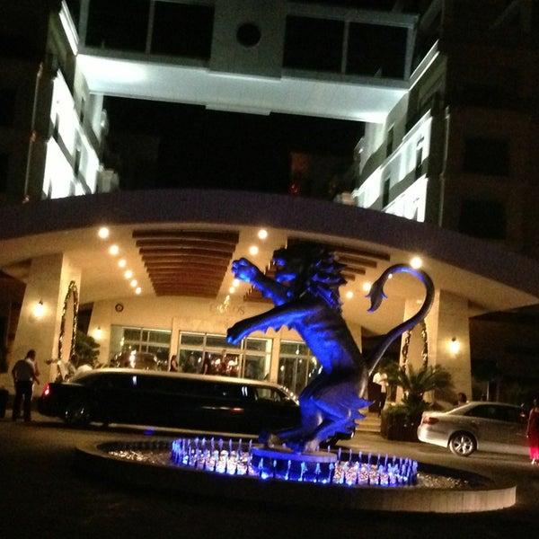 6/30/2013 tarihinde Serra .ziyaretçi tarafından Cratos Premium Hotel & Casino'de çekilen fotoğraf