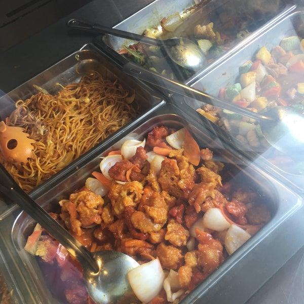 Fotos en comida china (walmart) - Restaurante chino