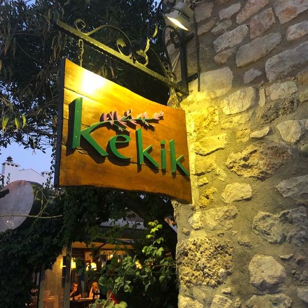 Das Foto wurde bei Kekik Restaurant von Nilhan am 8/29/2018 aufgenommen