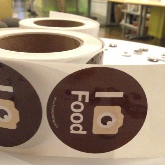 Photo taken at Foodspotting HQ by Matt 🍪 J. on 11/9/2012