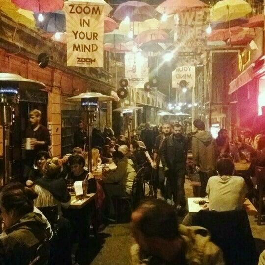 10/22/2016 tarihinde Nejla U.ziyaretçi tarafından Pan Karaköy'de çekilen fotoğraf