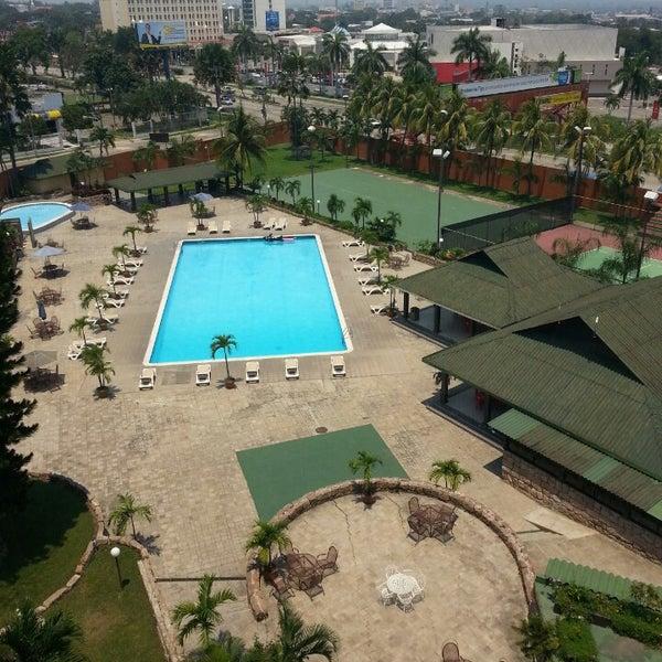Photo taken at Hotel Copantl by Oscar A. on 4/9/2013