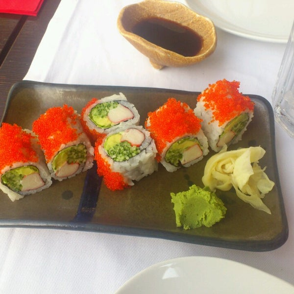 Photo taken at SushiCo by Muge O. on 4/29/2013