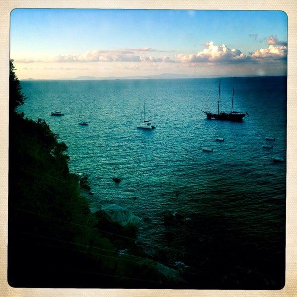 9/14/2013にOfer T.がJK Place Capriで撮った写真