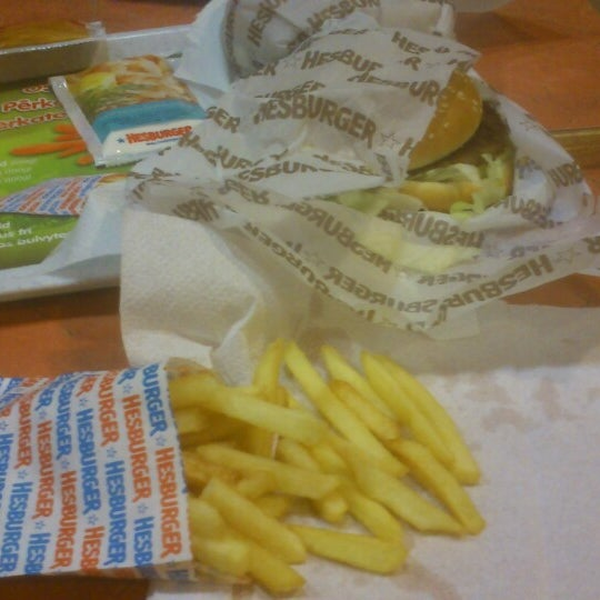 Photo taken at Hesburger by Edgars K. on 4/14/2013