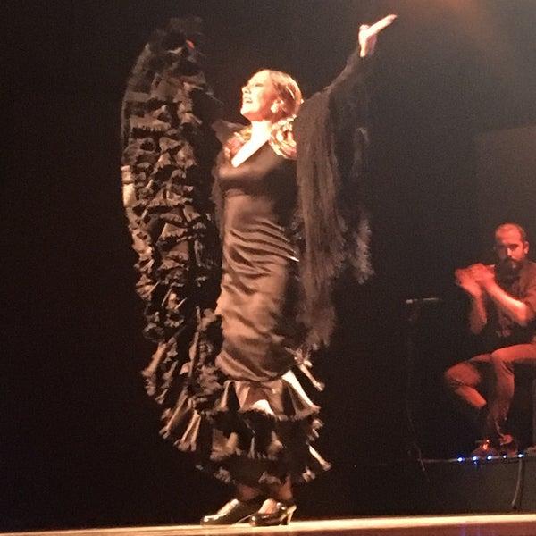 Photo taken at Palacio del Flamenco by No name on 5/22/2017