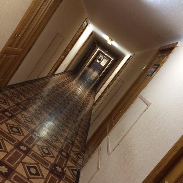 Снимок сделан в Готель «Мир» / Myr Hotel пользователем Мария Д. 3/15/2016