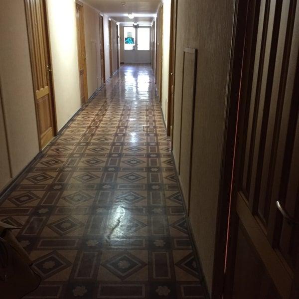 Снимок сделан в Готель «Мир» / Myr Hotel пользователем Мария Д. 6/10/2016