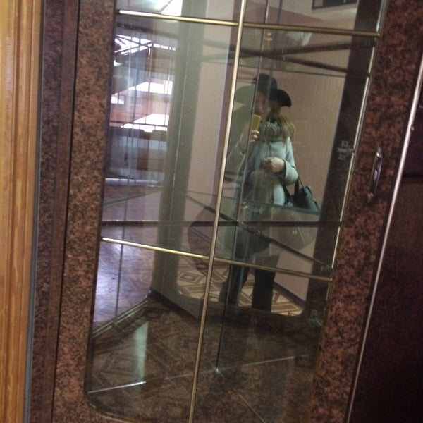 Снимок сделан в Готель «Мир» / Myr Hotel пользователем Мария Д. 2/29/2016