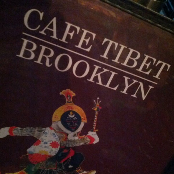 Photo taken at Cafe Tibet by Víctor L. on 10/25/2014