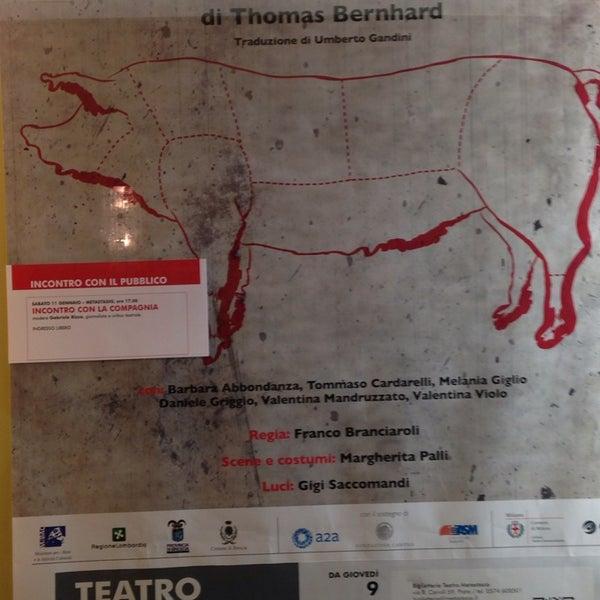 Foto diambil di Teatro Metastasio oleh Andrea N. pada 1/10/2014