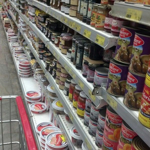 Photo taken at Supermercados Nazaré by Aramys B. on 6/26/2013
