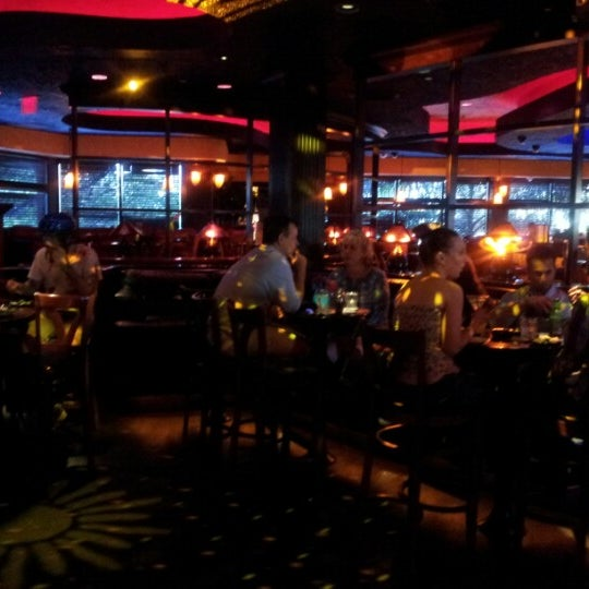 Photo taken at Blue Martini Brickell by James E. on 10/27/2012