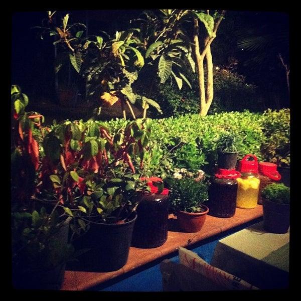 5/3/2013 tarihinde Mugeyilmaz T.ziyaretçi tarafından Maria'nın Bahçesi'de çekilen fotoğraf