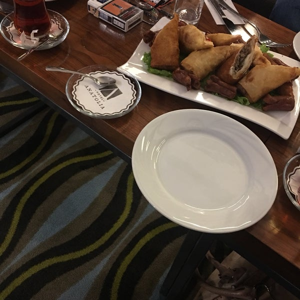 3/7/2018 tarihinde N S.ziyaretçi tarafından Anatolia Hotel'de çekilen fotoğraf