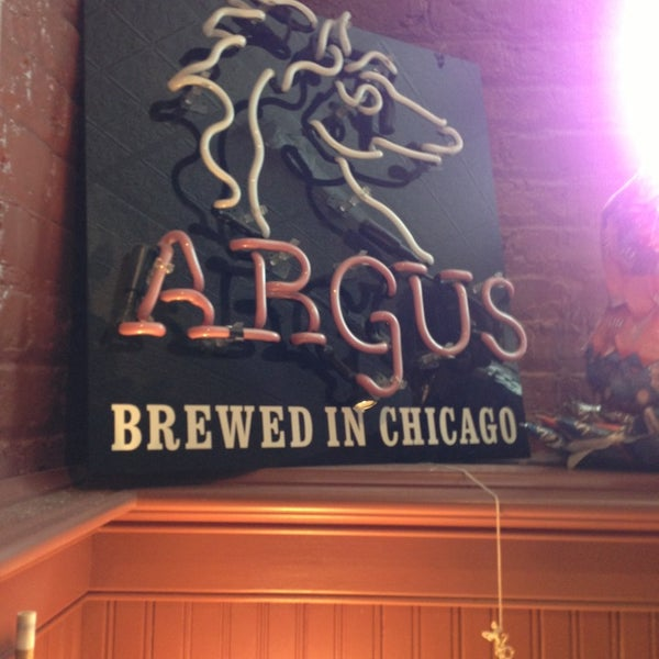 Photo taken at Argus Brewery by Jarrett P. on 2/25/2013