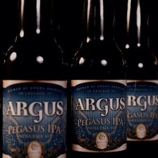 Photo taken at Argus Brewery by Jarrett P. on 7/8/2013