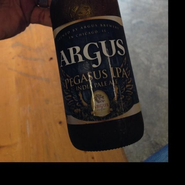 Photo taken at Argus Brewery by Jarrett P. on 9/20/2013