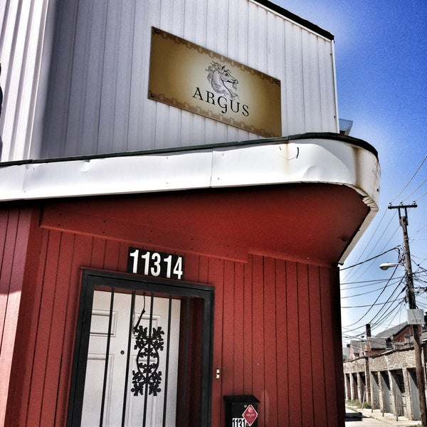 Photo taken at Argus Brewery by Jarrett P. on 5/13/2013