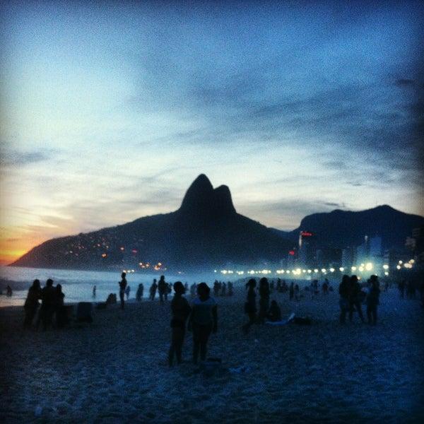 Photo taken at Rio de Janeiro by Macarena S. on 4/4/2013