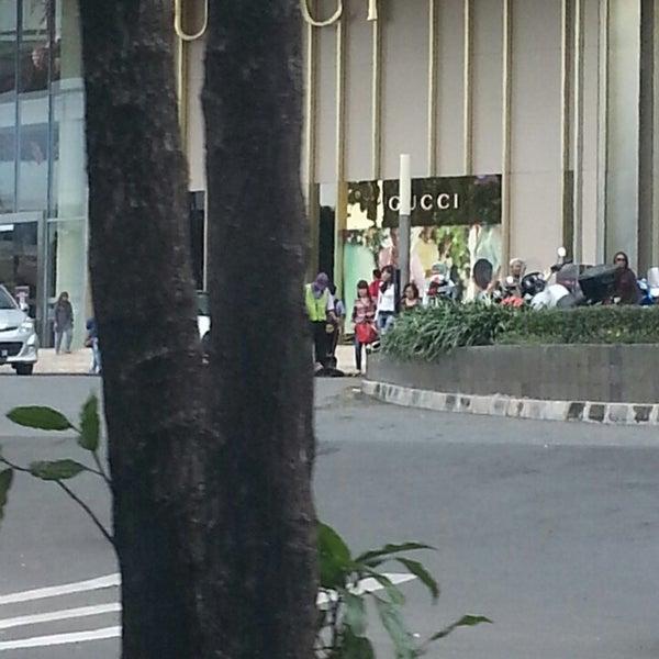 Photo taken at Senayan City by Saiful Firdaus S. on 2/17/2013