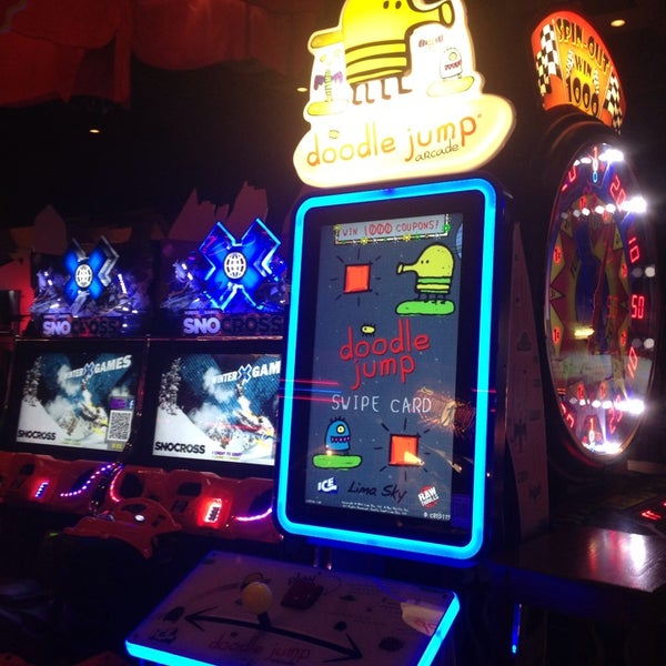 Photo taken at Dave & Buster's by Salem A. on 6/12/2013