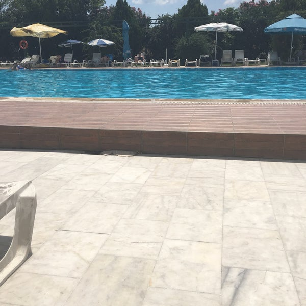8/7/2018 tarihinde Özgül K.ziyaretçi tarafından Pelikan Otel'de çekilen fotoğraf