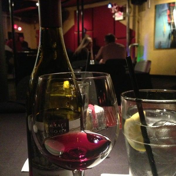 Photo taken at Jazz'd Tapas Bar by Neil on 9/27/2013