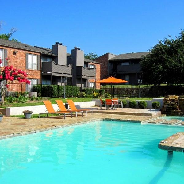 Photo Taken At Princeton Club Apartments By DEI Communities On 7/19/2013
