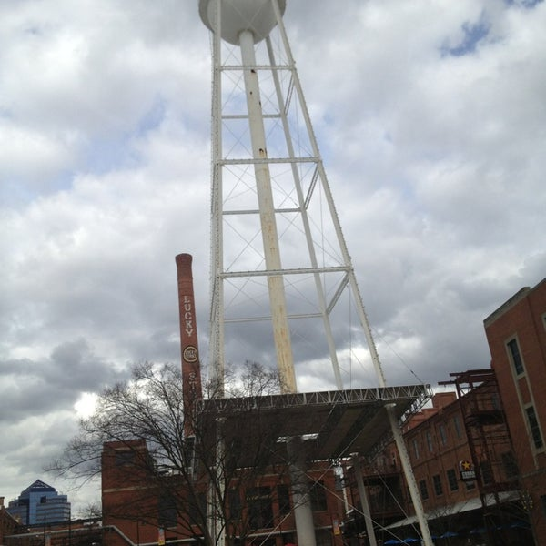 Photo taken at Lucky Strike Water Tower by Tyesha B. on 3/11/2013