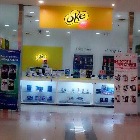 Photos at okeshop mobile phone shop photo taken at okeshop by febry 39eby39 reheart Image collections