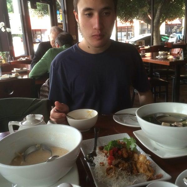 Thai Food Lower Pacific Heights