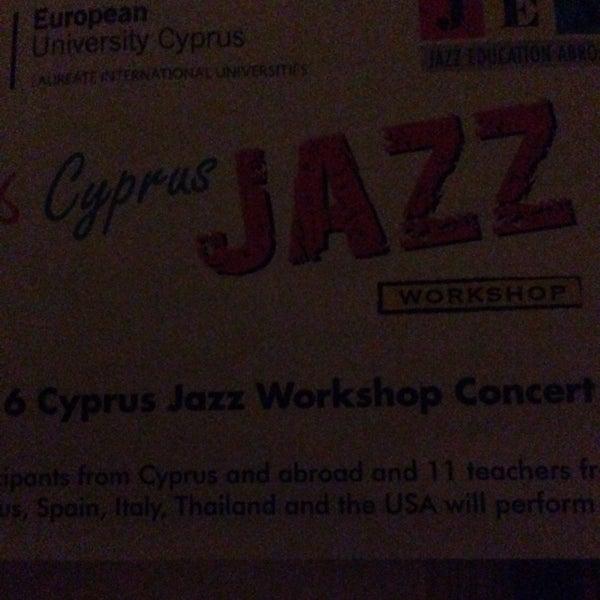 7/14/2016 tarihinde Zehra C.ziyaretçi tarafından European University Cyprus'de çekilen fotoğraf