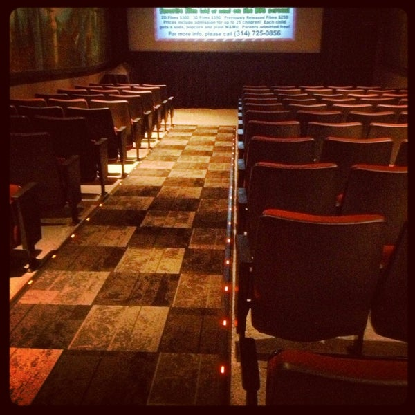 Chase Park Plaza Theatre - Movie Theater in St Louis
