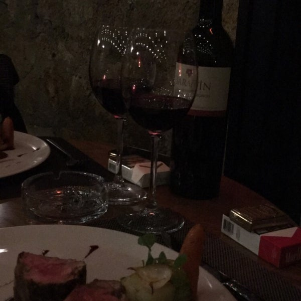 2/20/2017 tarihinde Uğur D.ziyaretçi tarafından Vanilla Lounge'de çekilen fotoğraf