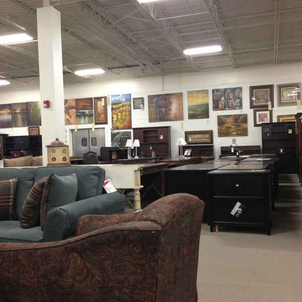 Photo Taken At Heavner Furniture Market By Triangle Real Estate G On 2 23